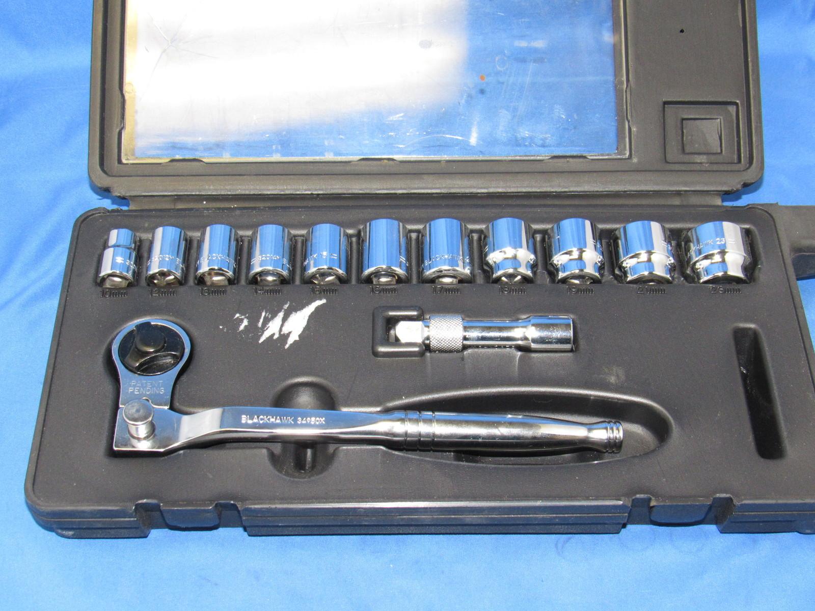 Silverline Socket 3//8 Drive 12pt Metric 20mm
