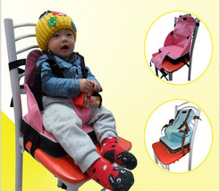 Baby Toddler Booster Seat Travel Dining Feeding High Chair Portable Fold... - $32.70