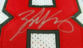 ZACH LAVINE / AUTOGRAPHED CHICAGO BULLS WHITE CUSTOM BASKETBALL JERSEY / COA image 4