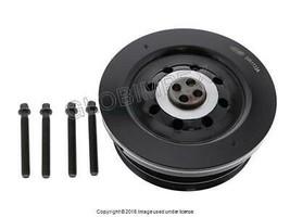 BMW (2009-2013) Crankshaft Pulley (Vibration Damper) CORTECO OEM + Warranty - $385.95