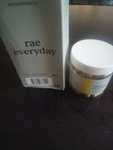 Rae Daily Cleanse 60 ct Eliminates Toxins From Your Skin + Body Turmeric... - $7.52