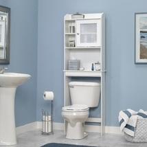 Over the Toilet Storage Bathroom Organizer Gabinet Sale - $119.99