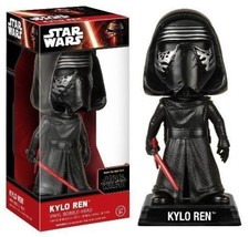 Kylo Ren Vinyl Bobblehead Wacky Wobbler Star Wars Episode VII Disney New - $9.19