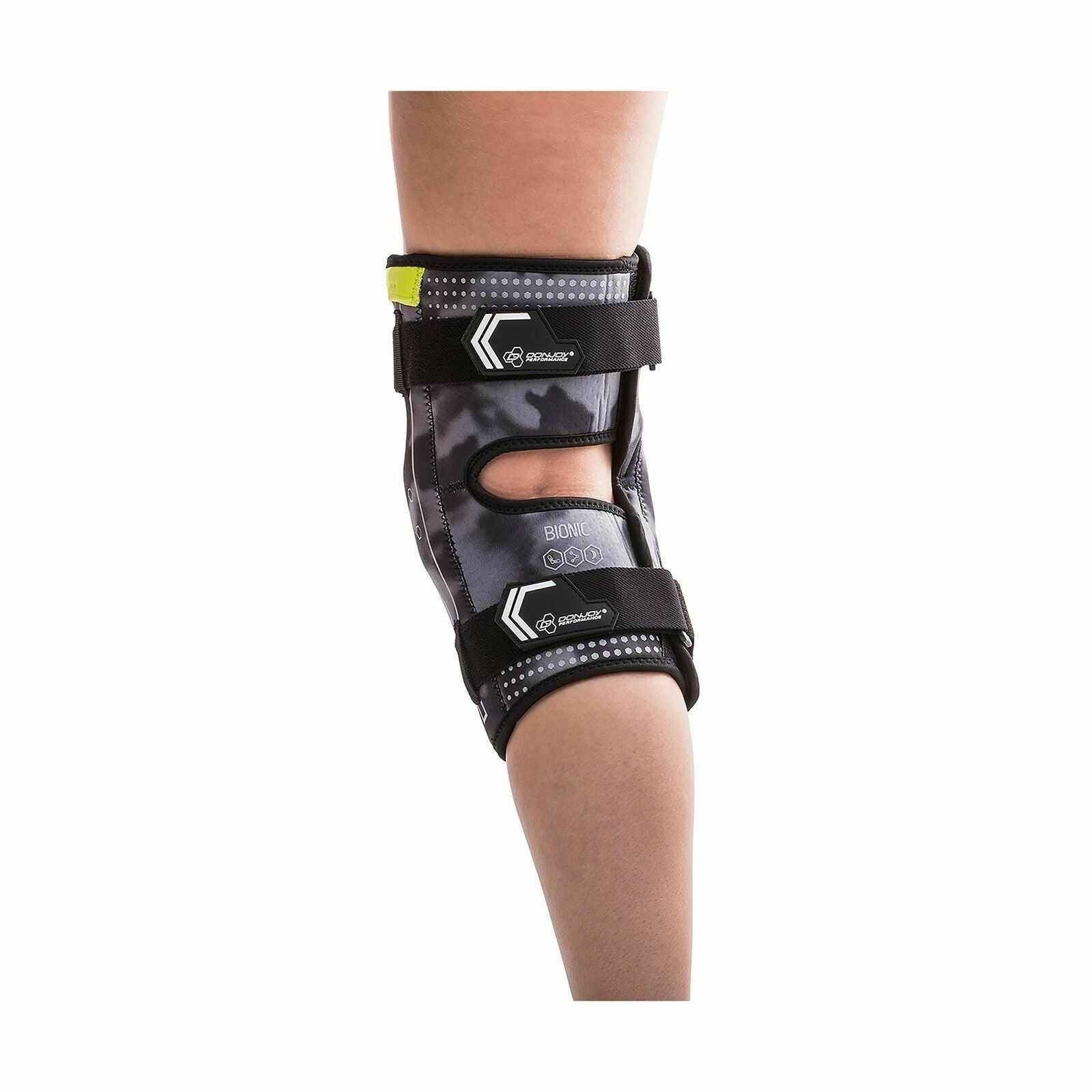 f4bf822170 DonJoy Performance Bionic Knee Brace – Hinged, Adjustable Patella Support,  XL