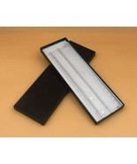 "3.625"" x13"" Plastic Medicine Cabinet Replacement Clear Plastic Shelf Fit... - $21.68"