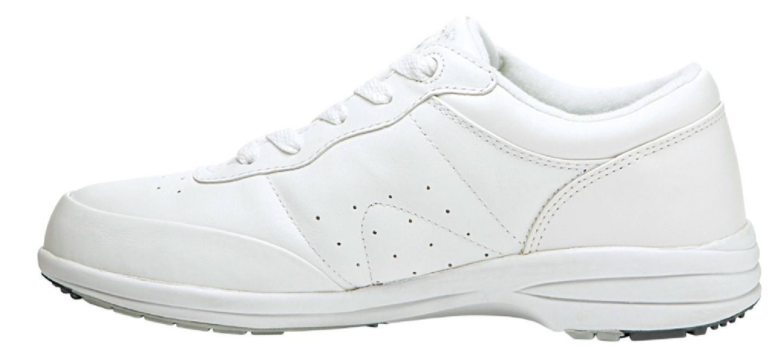 Propet Washable Walker Women's Leather Walking Shoes Size 8 4A (S) EXTRA NARROW