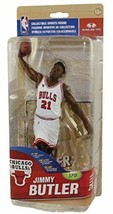 SALE! McFarlane, Series 28, JIMMY BUTLER, White Jersey - New, Damaged Card - £10.47 GBP