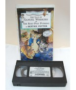 1993 Beatrix Potter Tale of Samuel Whiskers & Roly Poly Pudding Duck VHS... - $12.38