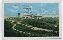 State Penitentiary Prison Sioux Falls South Dakota 1922 postcard - $5.89