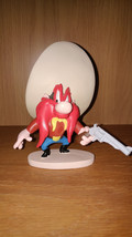Extremely Rare! Looney Tunes Yosemite Sam Figurine Statue - $102.01