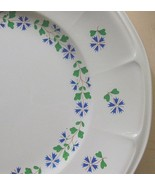 Simpson's Ltd / Pfaltzgraff Museum Collection Dinner Plate Periwinkle - $14.00