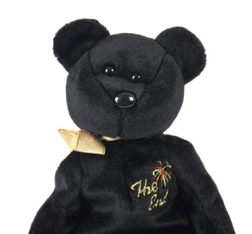 TY Beanie Baby The End the bear NEW