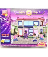 Block Tech Girls 277 Party Hangout Girls  Life Compatible too Toy New 6+ - $15.83