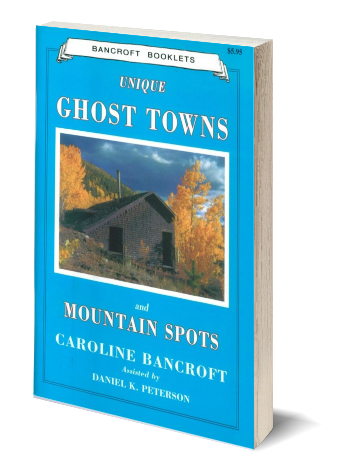 3d unique ghost towns and mountain spots
