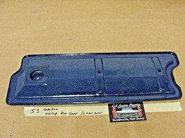 Factory Original 1953 Cadillac 331 Engine Valley Pan Lifter Cover **Dark Blue** - $79.99