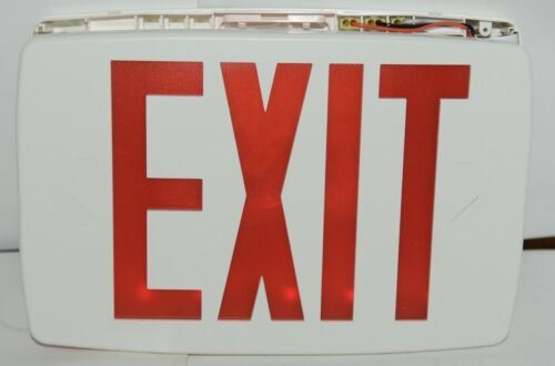 Lithonia Lighting 388066 Contractor Select LED Quantum Exit Sign