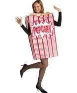 Rasta Imposta Movie Night Popcorn Funny Adult Unisex Halloween Costume G... - $47.69