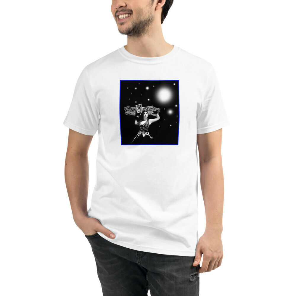 Primary image for Night Bombshell Unisex Organic T-Shirt Eco Friendly Sustainable Men Women