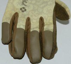 Mechanix Wear 911753 Womens Ethel Large Garden Utility Gloves Yellow Tan 1 Pair image 3