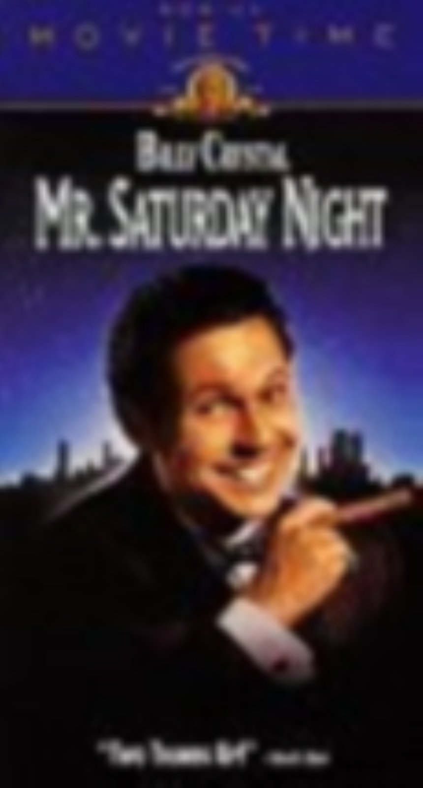 Mr. Saturday Night Vhs