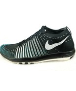 MINT: Nike Womens Flynit Midtop Free Training Shoes Sz 11 833410-001 - $37.36