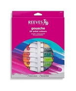 Reeves 24-Pack Gouache Color Tube Set, 10ml - $28.83