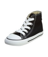 Converse Infant/Toddlers Chuck Taylor All Star Hi Black 7J231 - $34.12