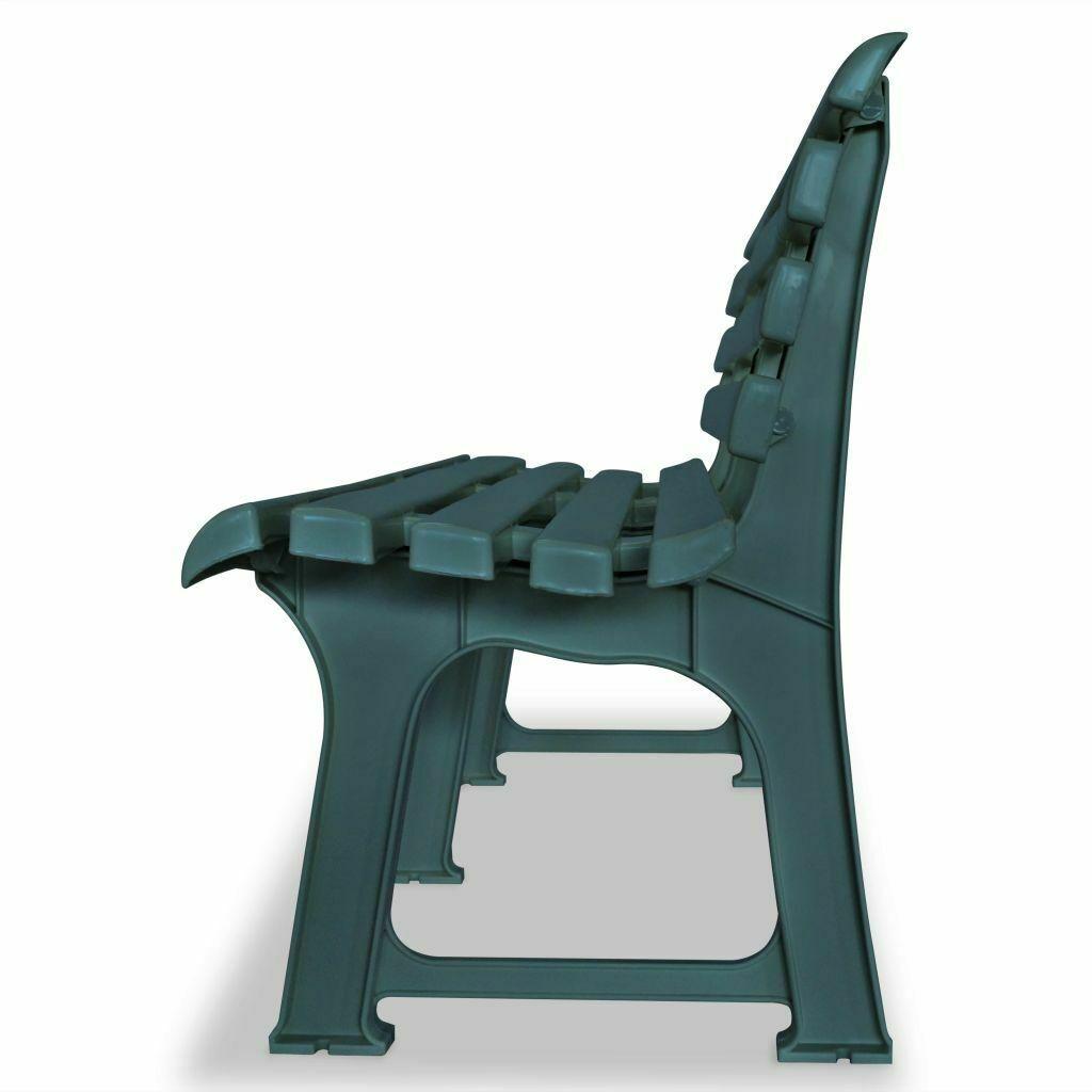 vidaXL Garden Bench Outdoor Bench Chair Garden Yard Furniture Multi Colors image 8