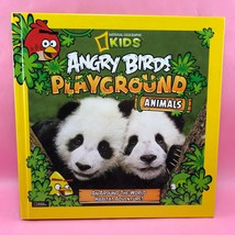 CHILDREN'S BOOK National Geographic Kids Angry Birds Animal Habitats Har... - $8.00