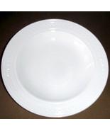 "Wedgwood Intaglio Rim Soup Bowl Large 9"" White New - $39.90"