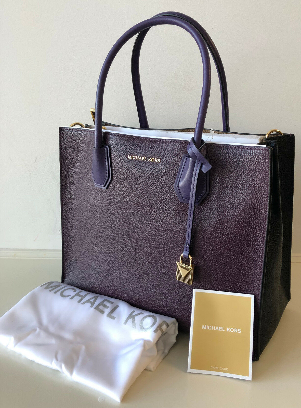 9c8c3979ad3a Michael Kors Mercer Large Convertible Tote and 50 similar items. S l1600
