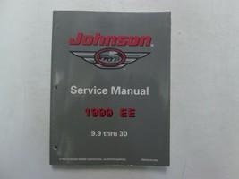 1999 Johnson EE 9.9 bis 30 Service Reparatur Shop Manual Factory OEM *** - $35.59