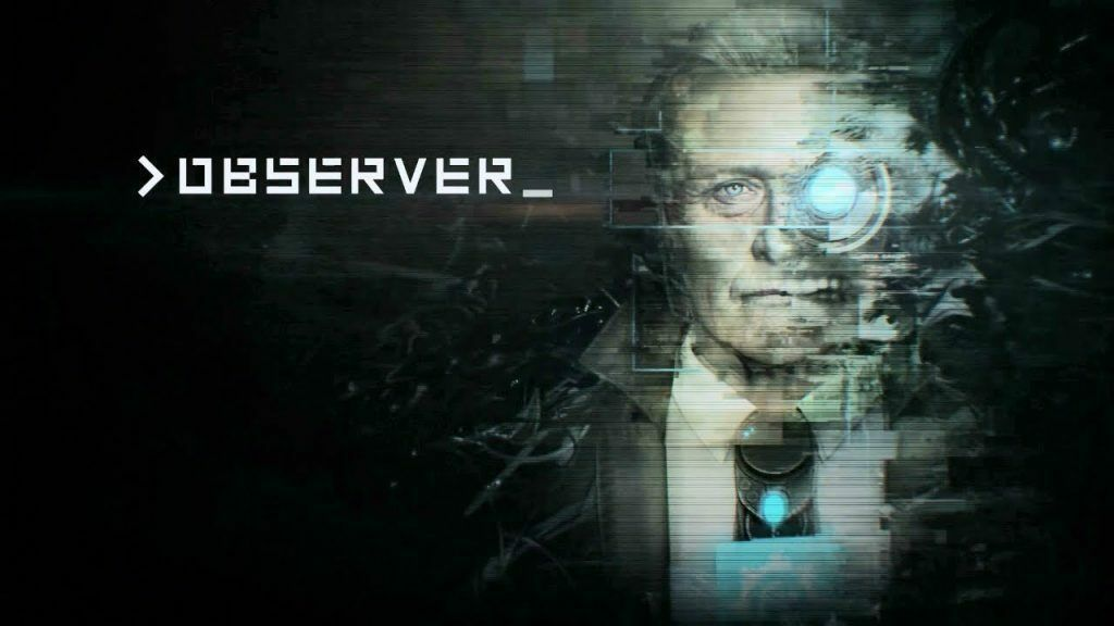 Primary image for Observer PC Steam Key NEW Download Game Sent Fast Region Fre