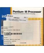 INTEL PENTIUM M 740 MOBILE 1.73GHZ 533FSB 2MB CACHE SOCKET 478 - NICE! - $1.69