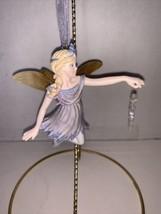 Hallmark Ornament Frostlight Faeries Collection Faerie Delandra 2001 - $12.50