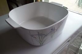 1 Corning Ware A-5-B 5 Quart Shadow Iris Baking Dish - $46.46