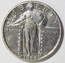 1926 STANDING LIBERTY QUARTER COIN Lot # E 309