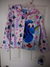 Disneys Girls Finding Dory Sleepwear 2 PC Set Shirt & Pants Size Small 6-6X  NEW - $14.84