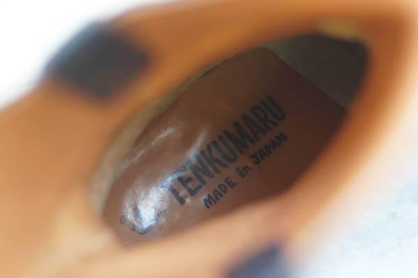 TENKUMARU pecos boots denim US 7.5 Made in Japan  image 7