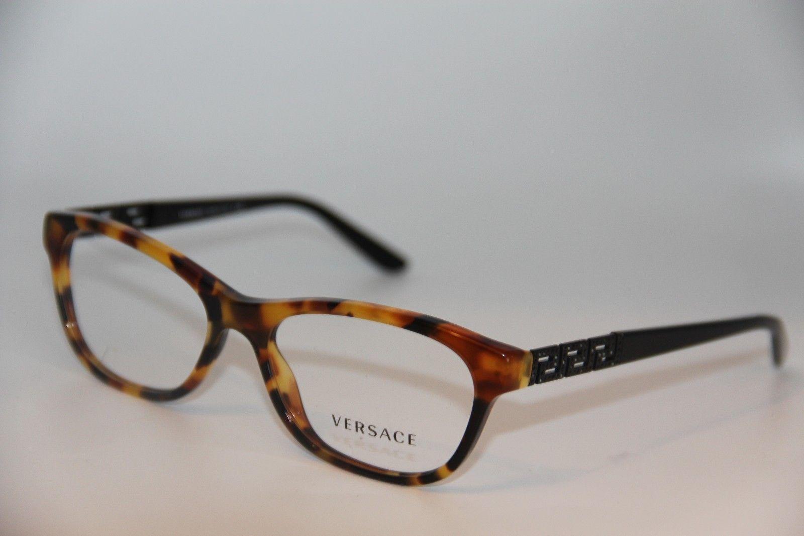 9bacbb5a34c6 New Versace Mod. 3212-B 5119 Tortoise and 50 similar items