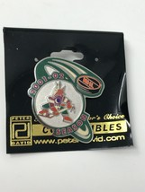 NHL Phoenix Arizona Coyotes VTG Logo Pin From 2001-02 Season Kachina New... - $7.47