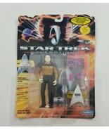 Star Trek Generations Playmates Lieutenant Commander Data Action Figure - $20.56