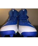 Nike ALPHA Huarache Keystone MidMolded Baseball Cleatssz 7 Style 923429... - $55.43