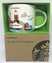 Starbucks You Are Here Collection Turkey Istanbul Ceramic Coffee Mug New... - $41.57