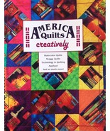 America Quilts Creatively/Watercolor Quilts/book 100 - $5.00