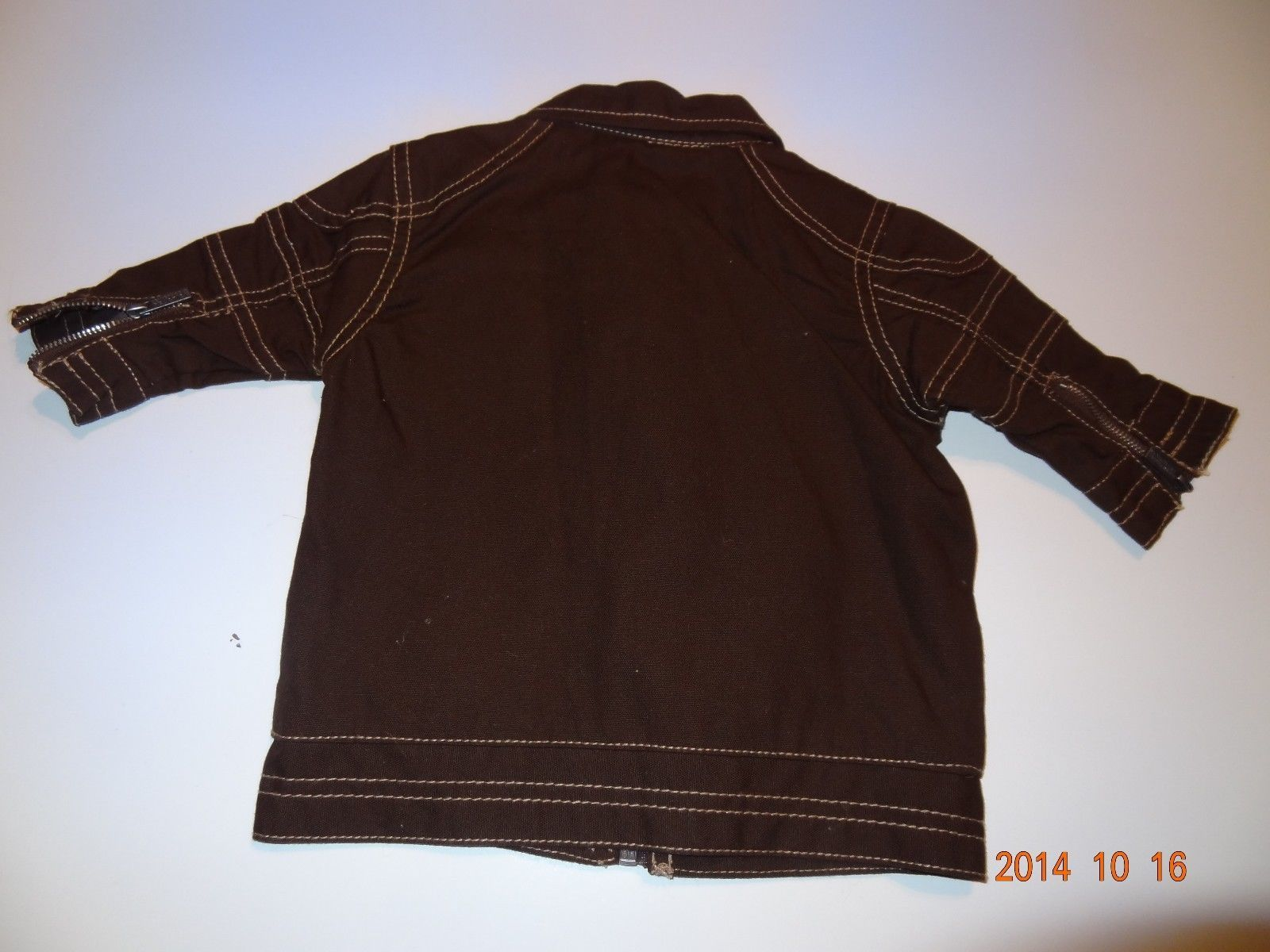 Baby boy Brown jacket 3-6 month Kenneth Cole Reaction