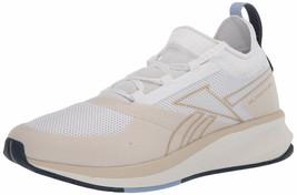 Reebok Women's Fusium Run 20 Sock Shoe Stucco/White/Champagne size 7.5 E... - $49.19