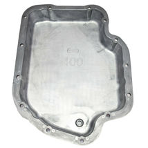 GM Turbo-Hydramatic TH400/THM400 Aluminum Transmission Pan w/ Gasket And Bolts image 6