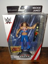WWE Elite Mickey James Series 58 - $56.10