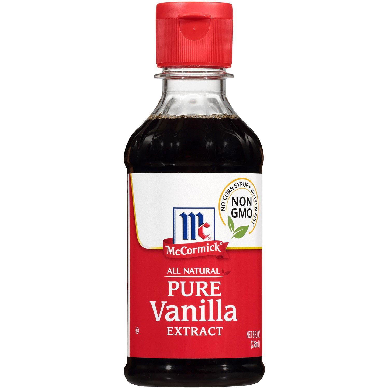 McCormick Pure Vanilla Extract (8 oz.) + Free Shipping - $26.85